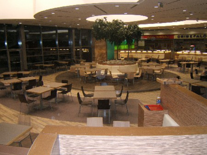Food Court - Soroksár